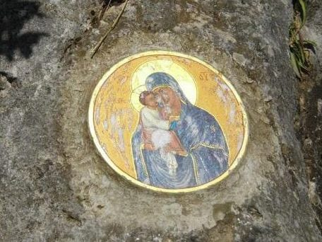 Богородична Стъпка Света Богородица